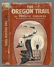 THE OREGON TRAIL by Francis Parkman (1949 Hardcover)