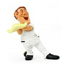 Figurine Mestieri Pizza Chef Resin 3 5/16in Les Alpes