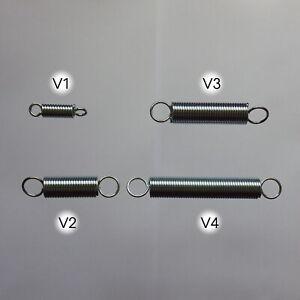 TENSION SPRING Wire Diameter 1,5mm V