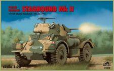 STAGHOUND Mk II support vehicle - RPM 72310 - 1/72 plastic model kits