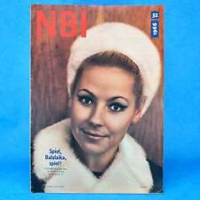 DDR NBI 52/1966 - LPG Berlin-Buch Pulsnitz Tierpark Berlin Weihnachten Vietnam