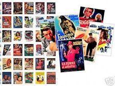 Humphrey Bogart Film Poster Trading Card Set