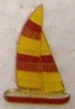 Hat Lapel Pin sports Sail Boat NEW