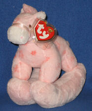 PRETTY PONY PINK - BABY TY - MINT with NON MINT TAG - PLEASE SEE PHOTO #2