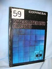LIBRO - BOOK. INTEGRATED CIRCUITS.  COD$*59