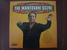 "Mantovani ""THE MANTOVANI SCENE"" Classic LP Album"