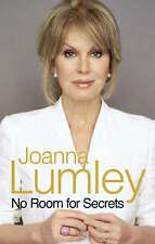 No Room for Secrets, Joanna Lumley   Hardcover Book   Acceptable   9780718146825