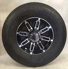 "16"" 8 Lug Aluminum Trailer Wheel and Tire 235/80R16 10 ply T06-66867BM"