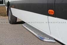 MARCHE-PIEDS LATERALE INOX VW CRAFTER 2007- GARANTI 6ANS,