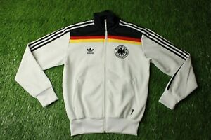 GERMANY TEAM 1974 WORLD CUP FOOTBALL TRACK TOP JACKET TRAINING adidas ORIGINAL