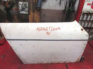MG Midget,Austin Healey Sprite, Bugeye Sprite, Original Right Door, !!