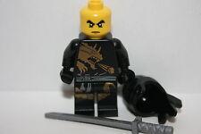 Lego Ninjago - Figuren - NJO015 - Cole DX / Dragon Suit - 2170 / 2509 / 2520 -