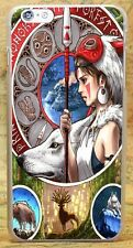 Princess Mononoke No Los Miyazak Anime Art Case Cover For All Phone Models