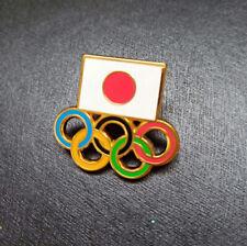 Japan Tokyo olympic team pin