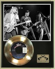 """Cheap Trick """"Don't Be Cruel"""" Record Display Wood Plaque"""