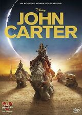 DVD *** JOHN CARTER *** de Walt Disney