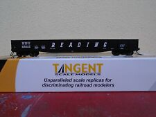 "Tangent Scale Models Reading 52' 6"" 70-Ton Gondola 10923 RDG GHH Repaint HO"