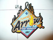 2000s? Winter Camp Flaming Arrow Reservation, FLAMES,Gulf Ridge Council,OA 85,FL