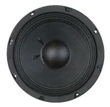 """NEW 8"""" PA Woofer.Bass Guitar Cabinet Speaker.Die Cast Frame.160w,cab.8ohm.8inch"""