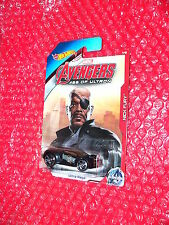 Hot Wheels Marvel Avengers Age of Ultron Ultra Rage NICK FURY CGB82-0910