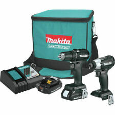 MAKITA 2PC BRUSHLESS 18V DRILL / IMPACT COMBO KIT - CX200RB - MAKITA WARRANTY