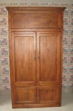 Ethan Allen Country Crossings TV Media Entertainment Center Cabinet 17 9700