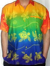 Collared Loose Fit No Hawaiian Casual Shirts & Tops for Men