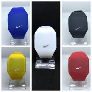 Nike LED Silicone Watch New W/out Tags No Box Many Colors