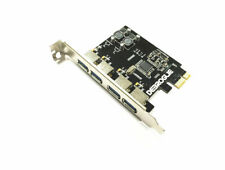Cableless 4Port Super Speed USB 3.0 PCIe Card for Apple Mac Pro OSX 10.8-10.14.5