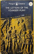 Letters of the Younger Pliny Penguin Classics 1963 FREE AUS POST used paperback