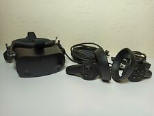 More details for hp reverb g2 vr3000 4k virtual reality vr headset + controllers & cables