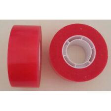Biadesivo per protesi capelli e parrucche Tape Rosso morbido-petalo rosa 3 mt
