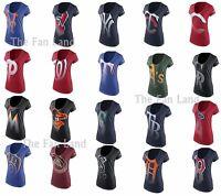 New MLB Nike Big Logo Top Women's Boyfriend T-Shirt