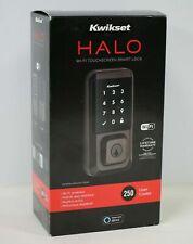 New Kwikset HALO Wifi Touchscreeen Smart Lock Bronze 99390-002
