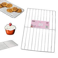 Cuisson refroidissement Rack gâteau Four de séchage cupcakes biscuits Cooler plateau metal stand