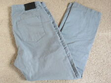 NICE Calvin Klein gray lightweight jean-style pants - mens 34 x 32