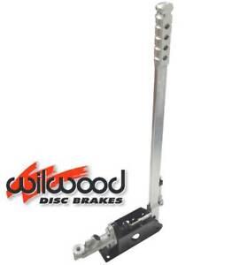 "Wilwood Hydro Handbrake Hand Brake 600mm Vertical 0.7"" Hydraulic Drifting Drift"