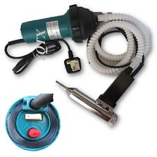 1000W Plastic Welder With Hot Air Welding Gun