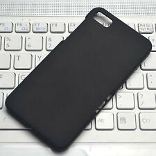 For Blackberry Z10 New Black Snap On Rubberized hard case cover