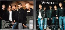 Westlife cd album (12 tracks) - Turnaround, excellent condition