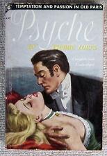 Psyche by Pierre Louys PB Avon 166 1948