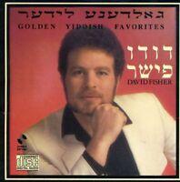 Dudu Fisher -Golden Yiddish Songs- CD - Israeli  Jewish Worship Music +++