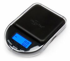 Weight Digital Pocket Scale For Jewelry Gold Silver Weed Pot Cannabis BLACK Gram