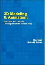 3D Modeling and Animation: Synthesis and Analysis Techniques for the H-ExLibrary