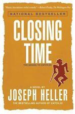 Closing Time: The Sequel to Catch-22, Heller, Joseph, Good Book