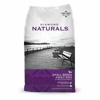Diamond Naturals Dry Food for Adult Dogs, Small Breed Chicken and Rice Formula