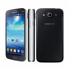 Noir-Samsung Galaxy Mega 5.8 GT-I9152 8GB Dual SIM Téléphones mobiles UNLOCKED
