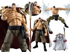 Anime One Piece Figma Jouets Edward Newgate Action Figure Figurines 24cm