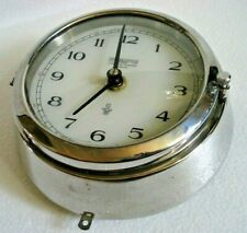 WEMPE Marine SLAVE Clock  - BRASS - Made in GERMANY (D)