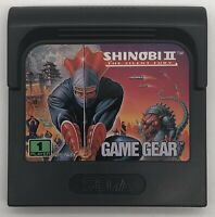 Shinobi II - The Silent Fury (SEGA Game Gear) Cartridge Only